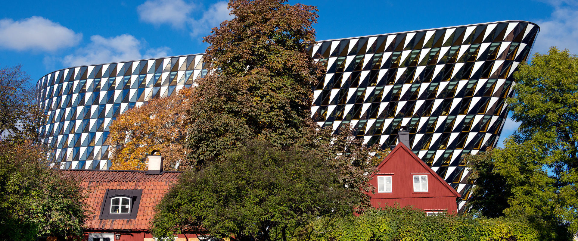 Aula Medica at Karolinska Institutet