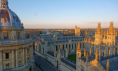 The oldest universities in 10 European countries