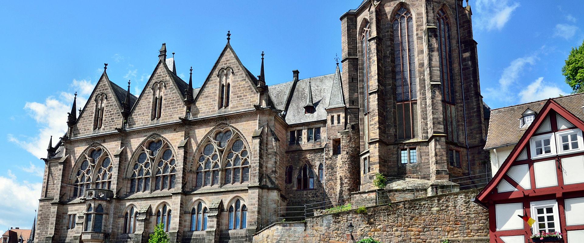 Old University, Marburg