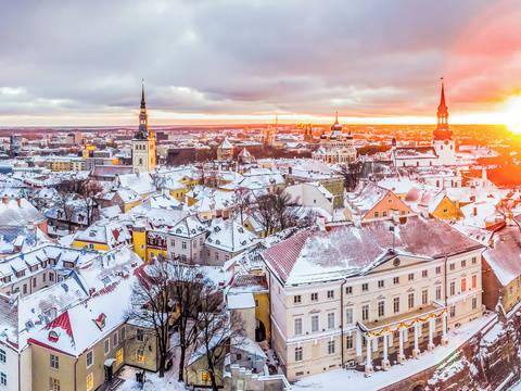 Study in Tallinn