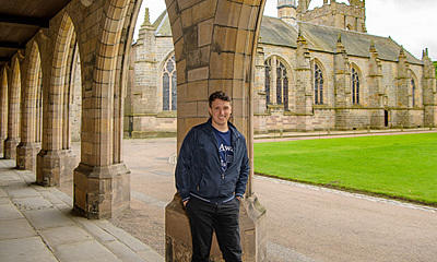 University of Aberdeen: Where I kickstarted my career and made friends for life