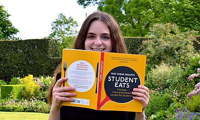 """Interview: Food blogger Rachel Phipps shares the best recipes from her new book """"Student Eats"""""""