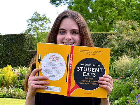 "Interview: Food blogger Rachel Phipps shares the best recipes from her new book ""Student Eats"""