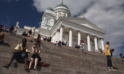 International students love Helsinki, Finland! Here's why: