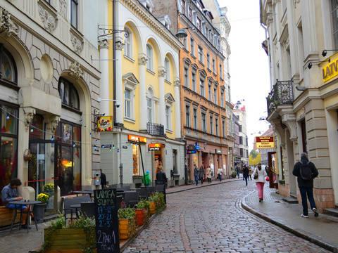 Study in Riga
