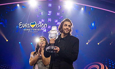 """Eurovision winner Salvador Sobral: """"Everyone should live abroad at least once"""""""