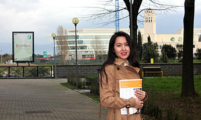 Studying European Economy & Business Law at Tor Vergata