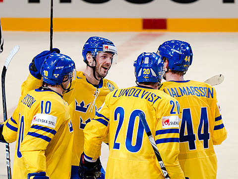 University cities in Sweden and their ice hockey teams