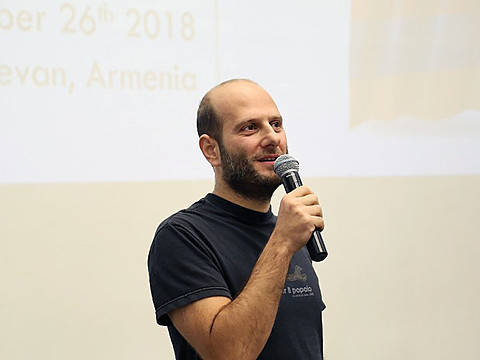 "Game industry veteran Stéphane Assadourian: ""Experience can't be taught in class"""