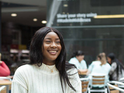 """A globally recognised degree"": Josephine, LLB student at Middlesex University London"
