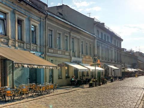 Study in Kaunas
