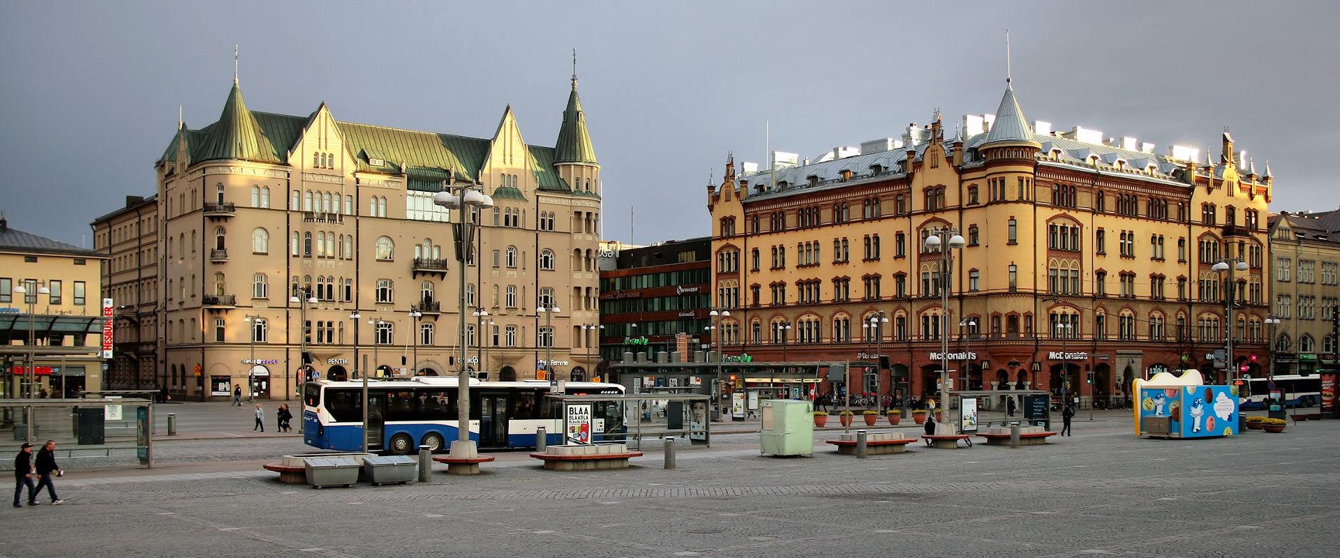 Study In Tampere Finland Study Eu