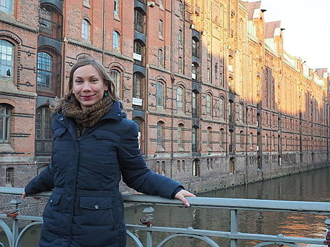 Tetyana from Ukraine shares what it's like to study in Lithuania