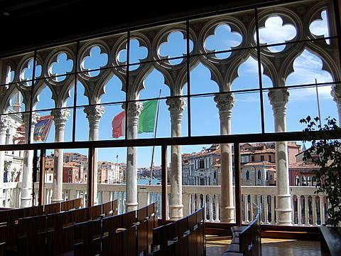 Study in Venice