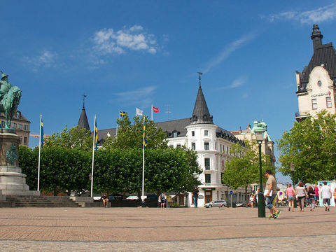 Study in Malmö