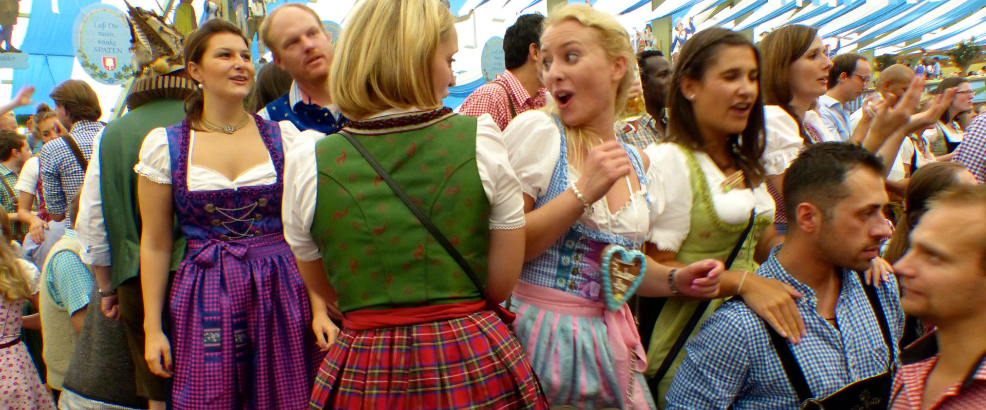 Munich, Germany: Oktoberfest