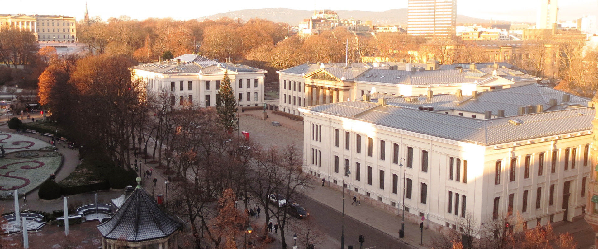 University of Oslo, Norway