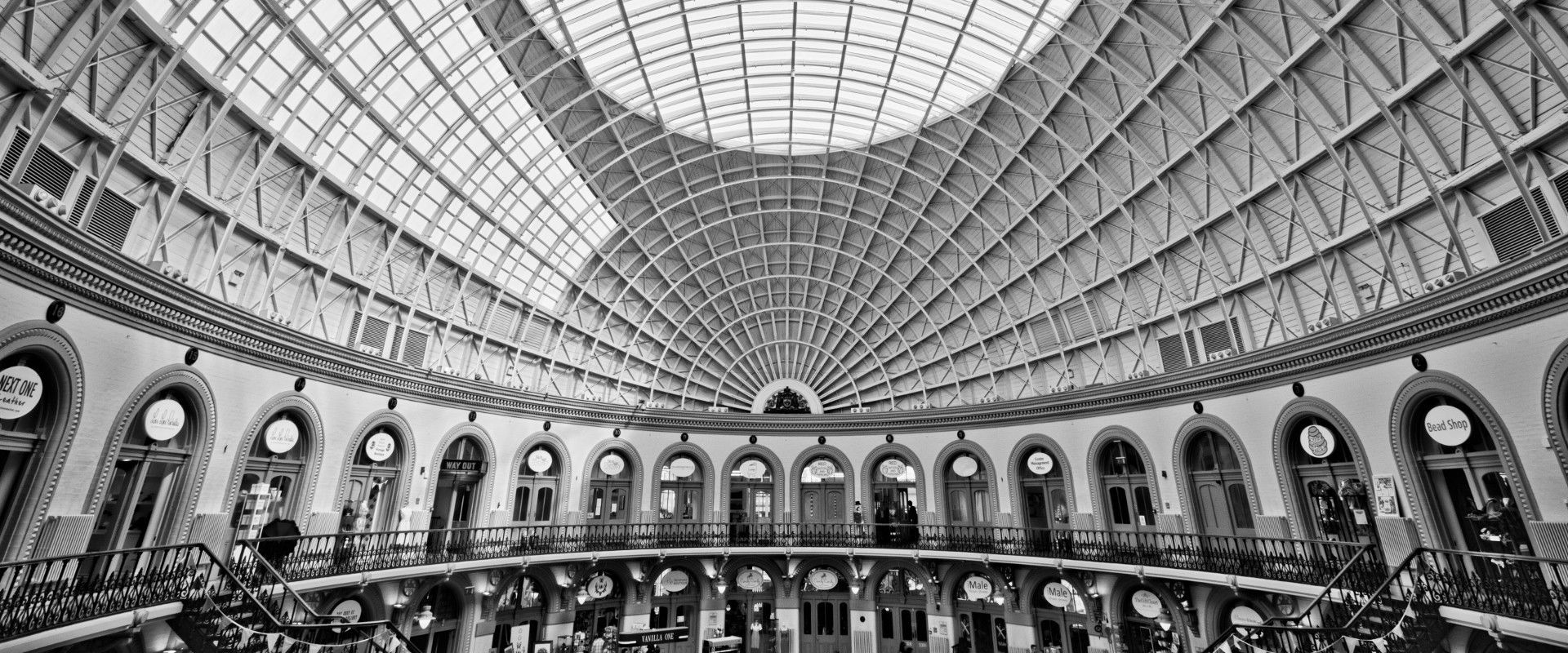 Corn Exchange, Leeds, United Kingdom