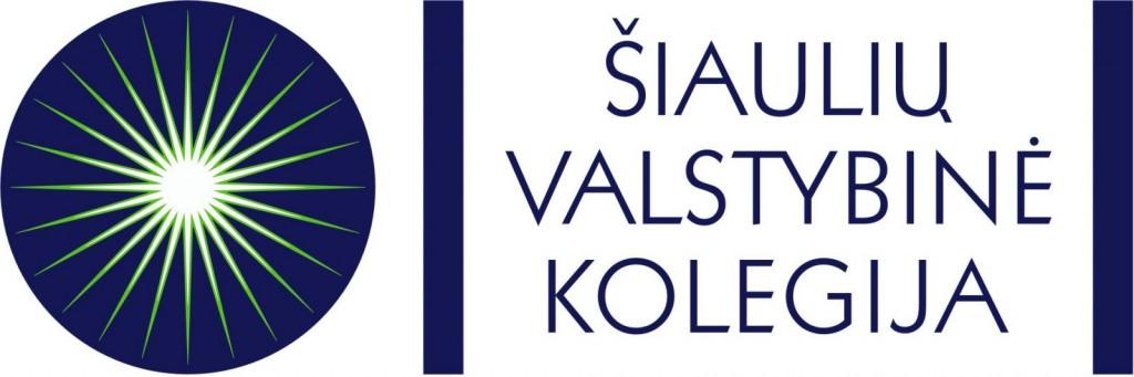 Šiauliai State College - Logo