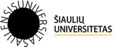 Šiauliai University - Logo