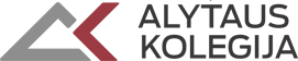 Alytaus Kolegija University of Applied Sciences - Logo