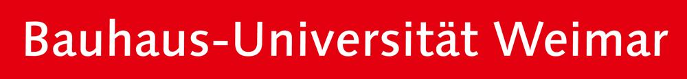 Bauhaus-Universität Weimar - Logo