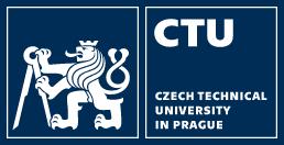 Czech Technical University in Prague - Logo