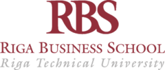 Riga Business School at Riga Technical University - Logo