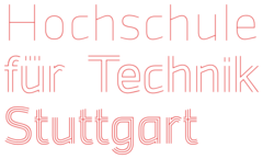 Stuttgart University of Applied Sciences - Logo