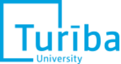 Turība University - Logo