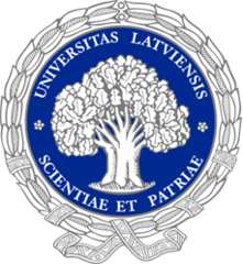 University of Latvia - Logo