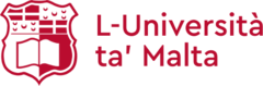 Desktop university of malta logo