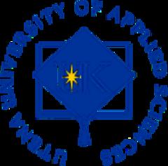 Utena College - Logo
