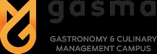 Gasma - Gastronomy & Culinary Management Campus - Logo