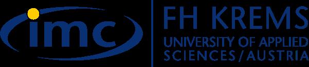 IMC University of Applied Sciences Krems - Logo