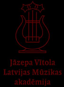 Jāzeps Vītols Latvian Academy of Music - Logo