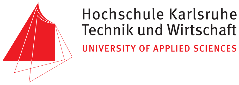Karlsruhe University of Applied Sciences - Logo