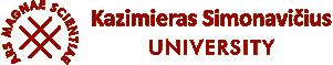 Kazimieras Simonavičius University - Logo