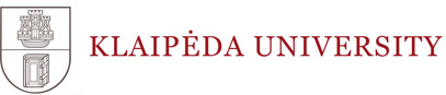 Klaipėda University - Logo
