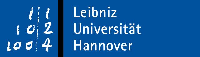 Leibniz Universität Hannover - Logo