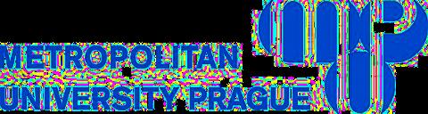 Metropolitan University Prague - Logo