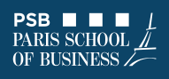 PSB Paris School of Business - Logo