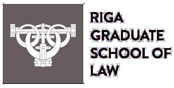 Riga Graduate School of Law - Logo
