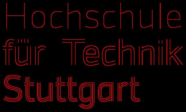 Stuttgart University of Applied Sciences - Logo