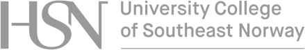 University College of Southeast Norway - Logo