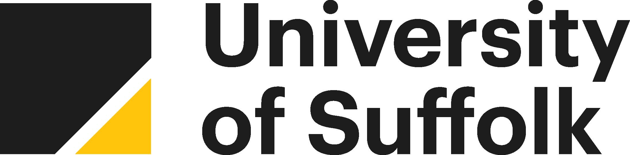 University of Suffolk - Logo