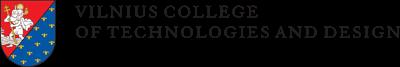 Vilnius College of Technologies and Design - Logo
