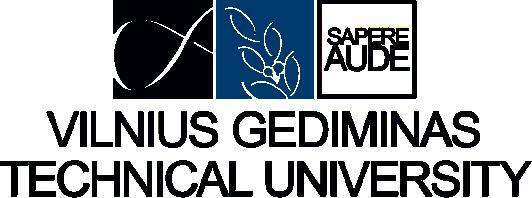 Vilnius Gediminas Technical University - Logo